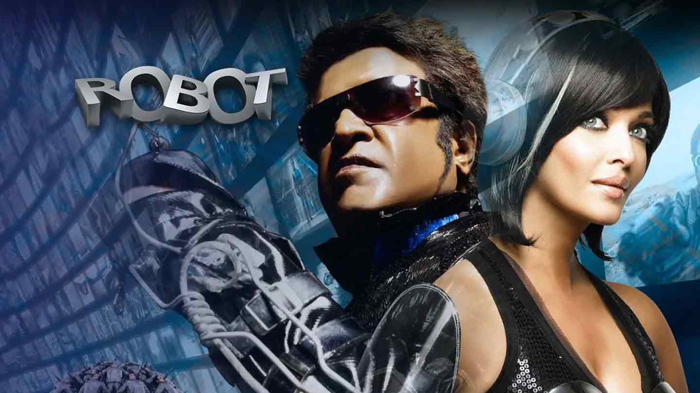 ROBOT - HINDI DUBBED