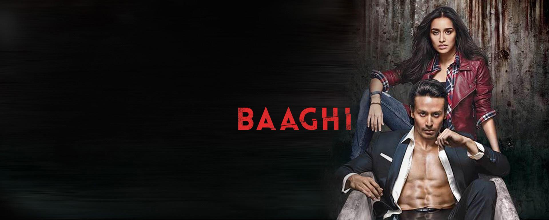 BAAGHI - REBELS IN LOVE